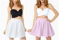 Cheap 2015 Hot Sale Women Padded bralet bustier crop top tanks camis for women sexy fashion popular white blusa de renda free shipping