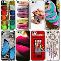 artistic fashion style - artistic color drawing back cover for apple iphone s fashion style high quality hard UV print case luxury latest item