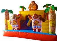 amusement equipment - Children s inflatable castle Inflatable slide Inflatable amusement equipment