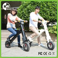 aluminum goods - With CE FCC Portable Self balance scooter new product foldable electric scooter good quality for adult and youngster with lithium battery