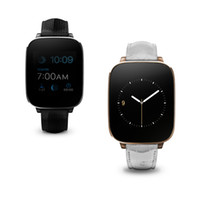 age curve - Zeblaze Crystal Curved inch IPS D HD screen Smart Watch MTK2502 HRM Real Heart rate Bluetooth Genuine Leather Strap Hotsale