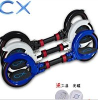 Wholesale 2015 New Serpent Scooter Two wheel Fashion Mini Self Balancing Easy to Carry and Learn Three Colors As A Very Nice Sport