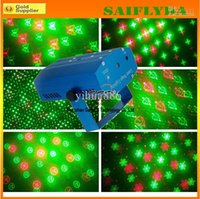 RGB laser light - 150mW mini Green Red Laser DJ Party christmas Stage Lighting disco laser light