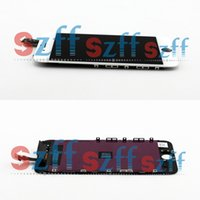 Wholesale DHL EMS For iPhone iPhone6 LCD And Digitizer Screen Assembly Black White Color