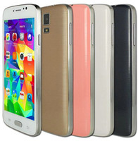 512mb card - S5 i9600 star G906 MTK6572 Dual Core Unlocked Phone RAM MB ROM GB Android G WCDMA GPS Dual Sim Cards