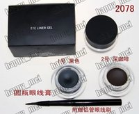 Yes eye gel eye liner - Factory Direct Pieces New Makeup Eyes Eyeliner g Fluidline Eye Liner Gel Will Brush Black Brown