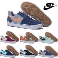 Wholesale Nike Men Hachi Low Retro Casual Shoes Original Low Cut Fur Skate Shoes Discount Classic Campus Men s Sneakers Authentic Sport Boots