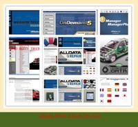 Wholesale 2016 latest alldata mitchell software alldata mitchell full set vivid workshop atsg moto heavy truck in1 tb hdd usb