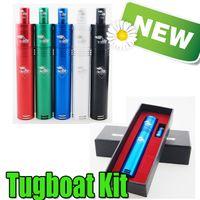 starter - E cigarettes Starter kits Tugboat Mod with Tug boat RDA Atomizer Mods for tugboat modz DHL free