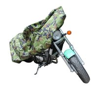 Wholesale F09823 Camouflage Color XL Size Waterproof UV Resistant Dust Prevention Motorcycle Cover x95x125cm