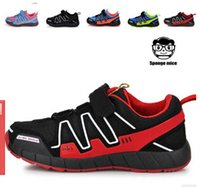 kids jordans - DORP SHIPPING Salomon Child Sport Shoes Boys and Girls Sneakers Casual Athletic Shoes Children s Running Shoes for Kids Color Size