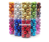lights tree ornaments - Forzen New Year Christmas Tree Ornament Diameter cm Light Christmas Balls Decorations Supplies natal christmas navidad MYF15