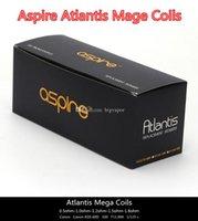aspire pc - 20 Aspire Atlantis Mega V2 Coil ohm Coil For Aspire Atlantis V1 Atlantis2 Atlantis Mega Replacement Atomizer