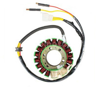 Wholesale 18 Coil Magneto Stator for CF250cc Water Cooled ATV Go Kart Moped Scooter K079 order lt no track
