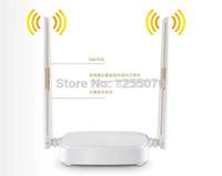 al por mayor punto de acceso inalámbrico gratis-Wireless N Router WiFi HomeNetworking repetidor de banda ancha de punto de acceso de 300Mbps 4 puertos RJ45 802.11 g / b / n Tenda N301 orden shiping libre $ 18Nadie