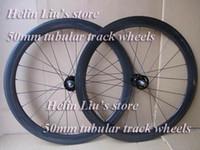 best price bike gear - best price carbon fixed gear bike wheels mm tubular K carbon track wheels