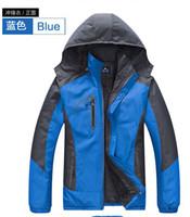 Wholesale 2015 new men waterproof windproof ski suit breathable winter warm ski jacket men outdoor snowboard snow jacket