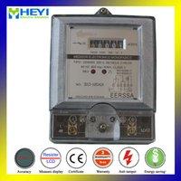 Wholesale DDS450 V HZ A single phase watt meter Power Monitor Energy Meter Kilo Watt Hour Meter