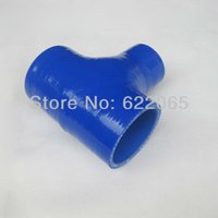Wholesale T Shape MM Slicone Hose Intake Pipe Coupler MM MM