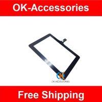 ainol 7 novo - 1PC For Ainol Novo7 Novo Touch Panel Touch Screen Digitizer Black color