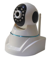 home goods - 1 Megapixel Good Night Vision Motion Detection Support G TF Card Recording Wifi IP Camera For Home Monitor