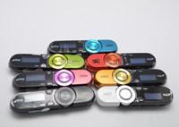 Wholesale 2014 Latest FM radio Digital Screen MP3 Music Player Real GB Fashion MP3 Player colors pc