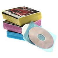best dvd covers - Best Promotion New CD DVD Double Sided Cover Storage Case Plastic Bag Sleeve Envelope Hold