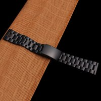 pebble watch - Black Genuine Stainless Watch Band Strap Steel Watch Strap mm mm mm mm for Pebble Smart Watch Steel H15065