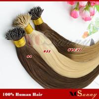 Cheap nano rings human hair extensions Best nano loop hair extensions
