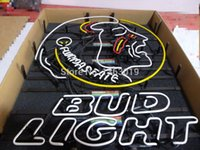 Wholesale Revolutionary Neon Super Bright Bud Light Florida State Seminoles FSU Beerbar Neon Sign Neon Light24 quot x20 quot Available