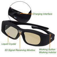 benq dlp - Accessories Parts D Glasses D Glasses D active DLP Link glasses For Optama For Acer For BenQ For ViewSonic Sharp Dell glasses police