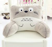 Wholesale Cute cartoon animals lumbar support cushion office chair pillows shipping