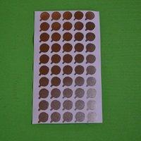 Wholesale 10pcs Aluminum Foil Cosmetic Bottle Tubes cm Hose Seal Stickers Sealing Paste