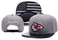 Wholesale Discount Football Snapbacks Chiefs Caps Brand Sports Team Hats Draft Highly Snapback Caps Sporting Hats Cotton Summer Cap