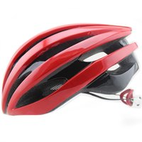 bicycle helmet materials - Famous Brand Bike Cycling Helmet Capacete Ciclismo Casco Bicicleta EPS PC Material Mountain Bicycle Helmet