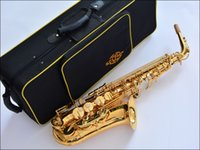 alto saxophones - ALL NEW French SELMER54 E flat alto saxophone