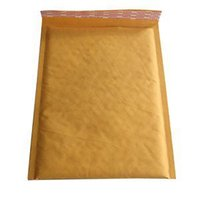 Wholesale Professional Yellow X mm For Bubble Kraft Bag Padded Envelopes Mailers Shipping Bags