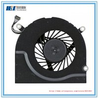 Wholesale 95 new Original Cooling FAN for MAC BOOK PRO quot A1297 CPU COOLING FAN Left and Right MC226 MC227