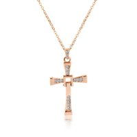 Wholesale The original hot speed and passion Toledo men Cross Pendant Necklace N455