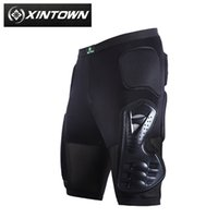 motocross gear - Breathable Motocross Knee Protector Motorcycle Armor Shorts Skating Extreme Sport Protective Gear Hip Pad Pants