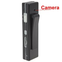 Wholesale Spy camera Mini Audio Video Hidden Gum Spy Camera with Smart and Compact Hidden Camera support TF card Typical Microphone Range m