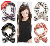 Cheap Casual Headband tiaras for girls para mulher hair accessories For Women Hair ornaments korean Butterfly Ladies hair bows tiara de cabelo