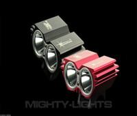 Wholesale Solar Storm CREE X2 XML T6 U2 LED MTB Bike head lights LED rear light