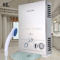 gas water heater - US STOCK USA local Shipping BRAND NEW L GAS TANKLESS INSTANT HOT WATER HEATER LPG STAINLESS