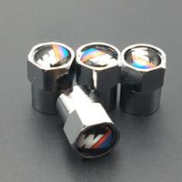 Wholesale GPS Car Wheel Tire Valve Caps For BMW E46 E52 E53 E60 E90 E91 E92 E93 F01 F30 F20 F10 F15 F13 M3 M5 M6 X1 X3 X5 X6