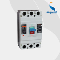 Wholesale Saipwell A MCCB Silver Contacts CEE IEC Moulded Case Circuit Breaker POLE SPM2 H P