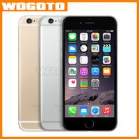 Wholesale Refurbished Original iphone6 Apple iPhone cellPhone IOS Dual Core quot MP Camera G LTE SAMSUNG S6 in Stock