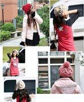 Wholesale 1pcs Fashion Women Warm Winter Beanie Beret Braided Crochet Knitting Hat Cap Twisted Hats Y10 HM400 M5