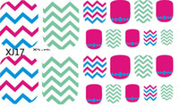 beautiful toenails - Beautiful Design Toenails Sticker Decals DIY Nail Art