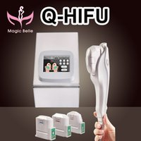Wholesale High Intensity Skin Tightening Face Lifting Focused Ultrasound HIFU Skin Rejuvenation Equipment
